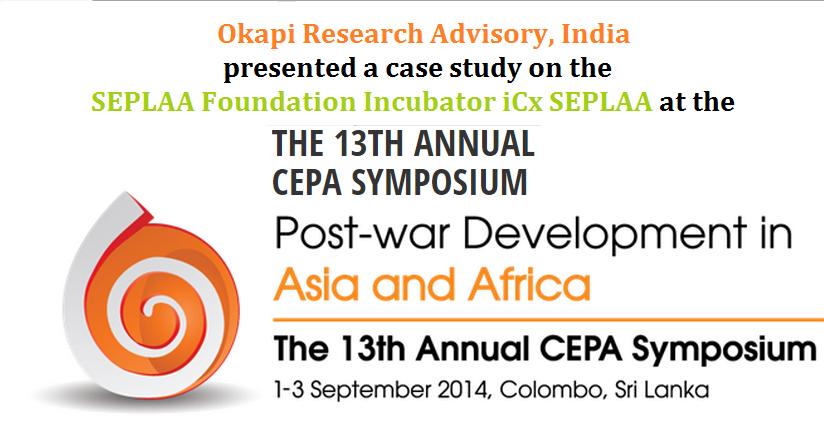 Okapi speaks about SEPLAA