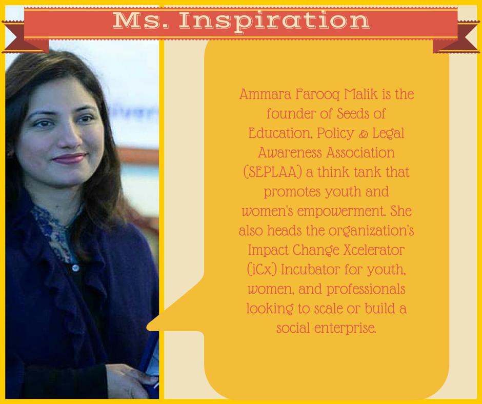 Ammara US Pak Women Council