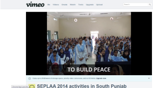SEPLAA Project in South Punjab